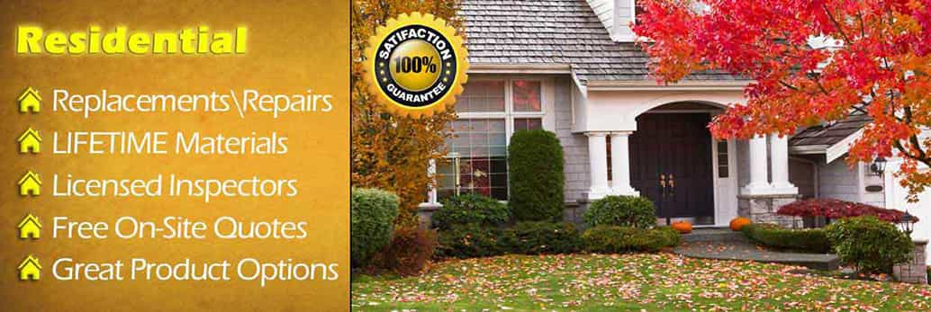 Residential Roofing in Katy, Texas